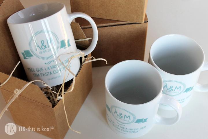 Bodas el blog de this is kool - Como decorar una taza ...