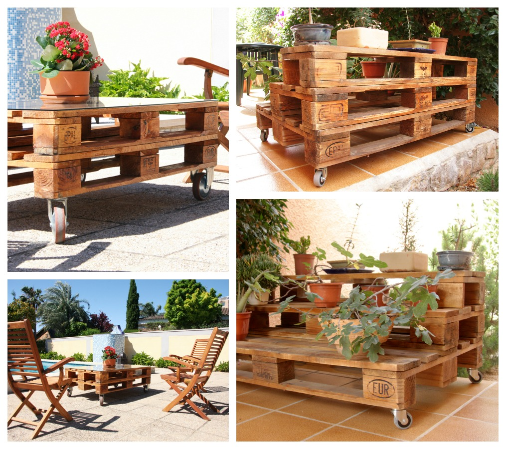 Ecodeco mobiliario ecol gico el blog de this is kool for Muebles para plantas