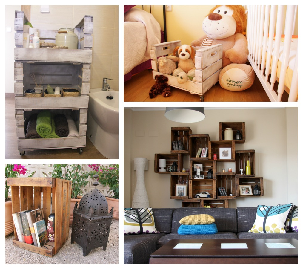 Ecodeco mobiliario ecol gico el blog de this is kool - Decorar reciclando muebles ...