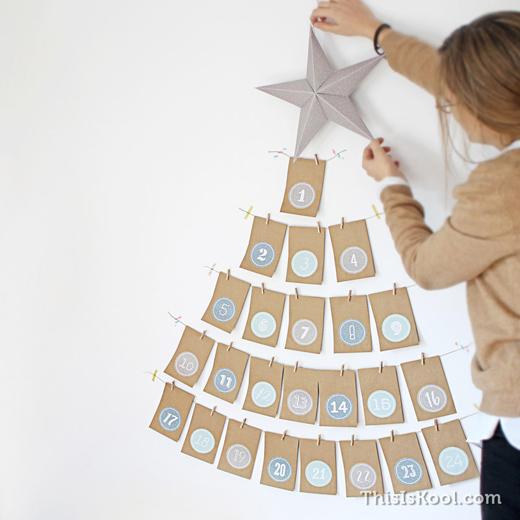 calendario-adviento-navidad-bolsas-kraft-numeros-2