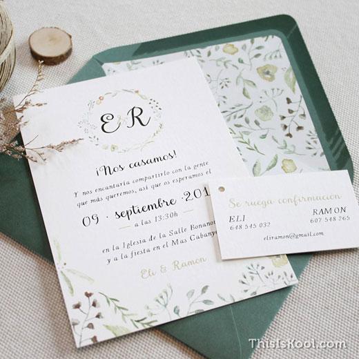 invitacion-boda-natura-thisiskool